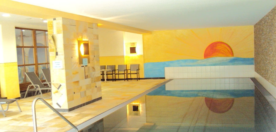 Hotel Sonnschein, Niederau, The Wildschönau Valley, Austria - Indoor pool.jpg